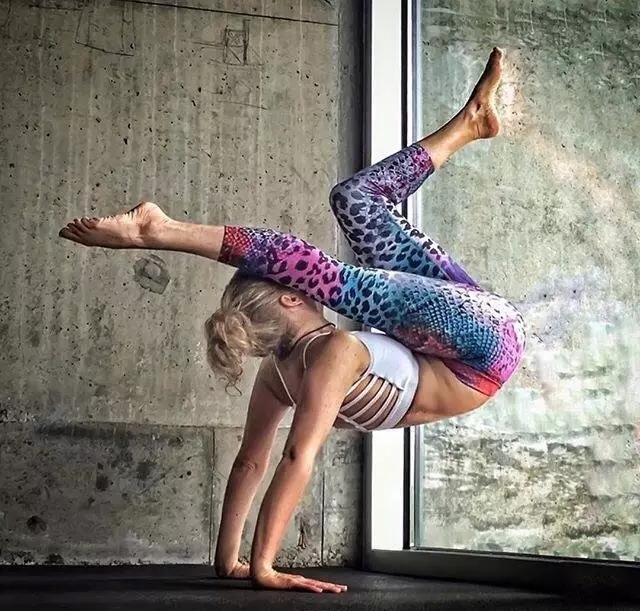 瑜伽体式练习的五个重要阶段