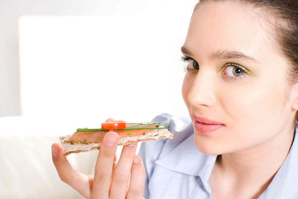 午餐自制减肥三明治 6种口味吃不腻