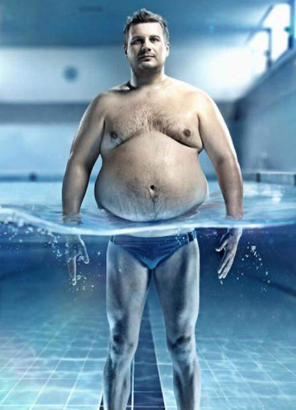 全球最具震撼力的健身广告!嘿,你该运动了!
