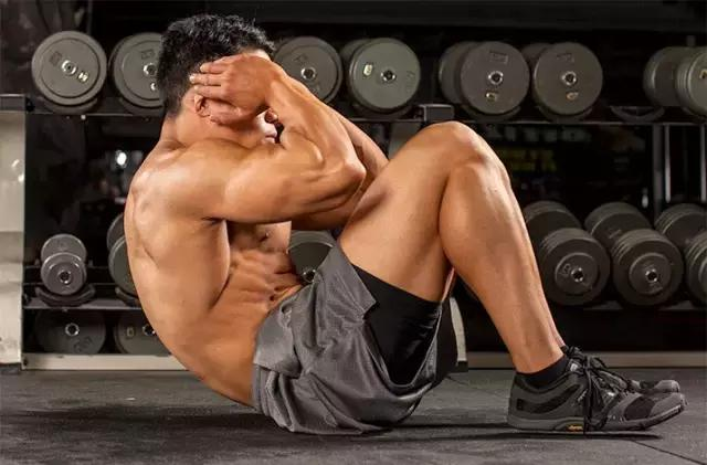 怎么练出有型的腹肌?7个关键点让腹肌训练效果提升_健网