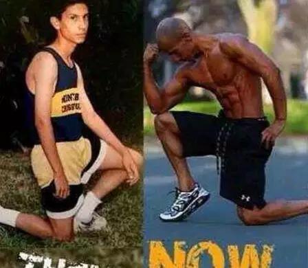 <b>小伙每天200个俯卧撑,110斤体重这胸肌真大,网友:比偶像厉害!</b>