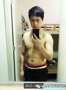 健身2年多,从小肚腩到肌肉型男,他是怎样做到的?_健网