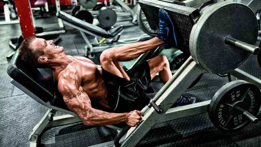 健身房塑造肌肉最佳动作top10,你有练吗?