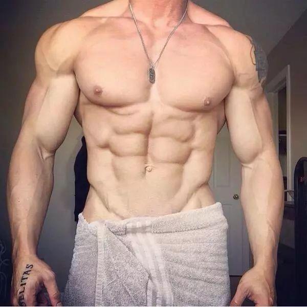 让肌肉线条更明显的25种方法!