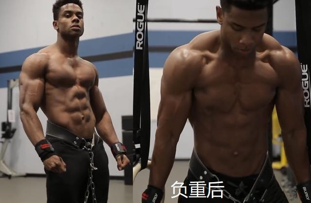 徒手健身要负重?和不负重想比,练出的肌肉会有什么差别?