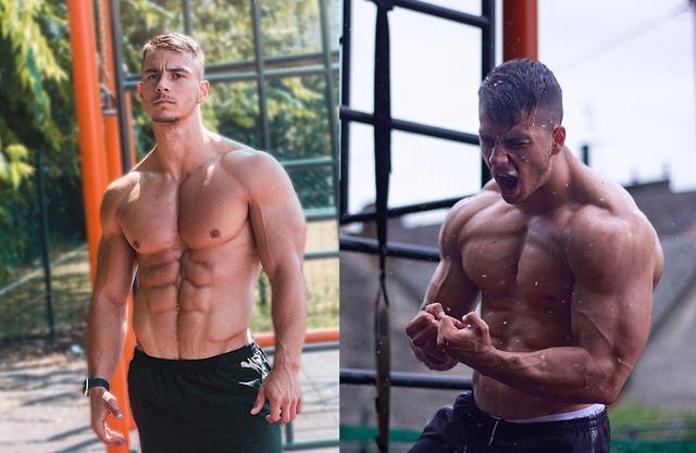 徒手健身要负重?和不负重想比,练出的肌肉会有