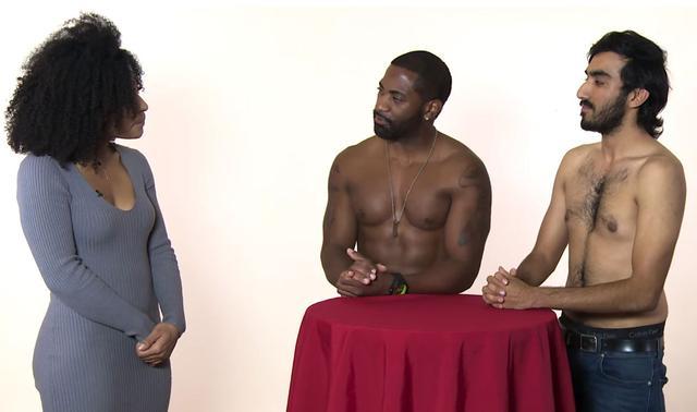 女生喜欢肌肉男可不是随口说说,这个实验告诉你她们的真实想法