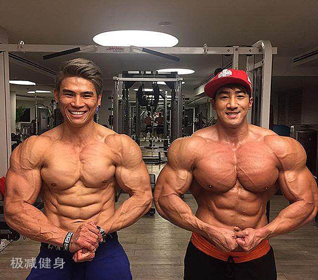 肌肉越大得分越高?可是台上的肌肉男都差不多,你会怎么选?