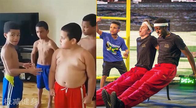 9岁小孩也能叫健身教练?2年多过后,他还真的做到了