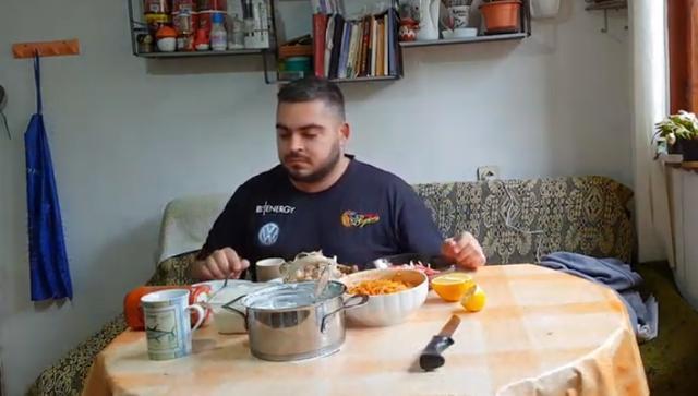 每天1餐吃到饱并禁食23小时,减肥效果如何?男子记录5个月变化