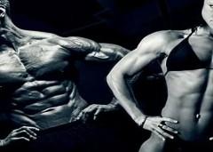 减脂后肌肉小三圈?那些减完后肌肉暴凸拉丝的,究竟怎么做到?