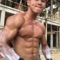 湖南卫视《我的纪录片》逆风的方向 覃宜亮的健身故事!