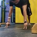 健身最难的地方,不是一刹那的激情,而是不断遭遇困难后的坚持!