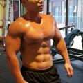 眼镜男健身拿健美锦标赛冠军,再说我是斯文败类试试?