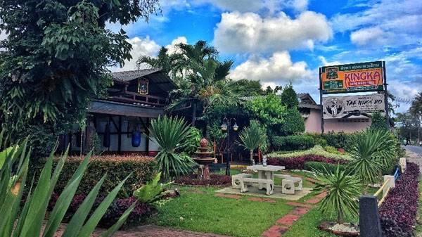 泰国普吉岛6周快速增肌训练营基地坐落在普吉岛南部Rawai 海滩。风景优美,建筑面积200