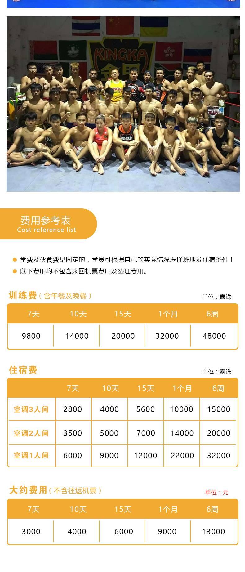 泰国普吉岛泰拳健身训练营 泰拳对于冲拳、脚踢、肘击和膝盖撞击的组合很适合对于腹肌