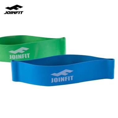 Joinfit迷你弹力圈 乳胶拉力圈 健身弹力带 女力量训练拉伸阻力带 15磅