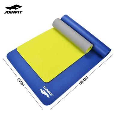 Joinfit 初学者健身垫 二件套 加厚加宽瑜伽垫 加长防滑愈加运动垫10mm