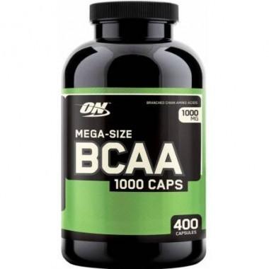 ON欧普特蒙BCAA支链氨基酸胶囊400粒