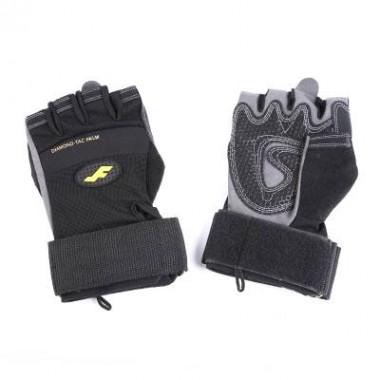 Joinfit健身手套(黑色护腕男款)