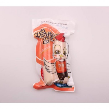 吖眯鸡胸肉香肠健身增肌备赛代餐高蛋白低脂100g*14袋
