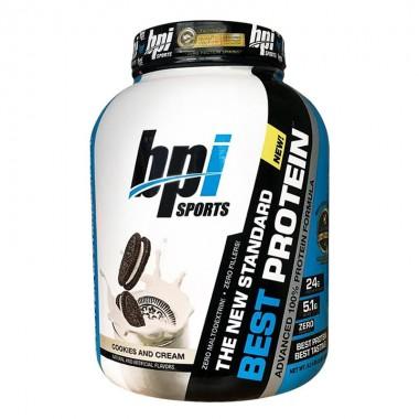 BPI Sports矩阵混合乳清蛋白粉5磅