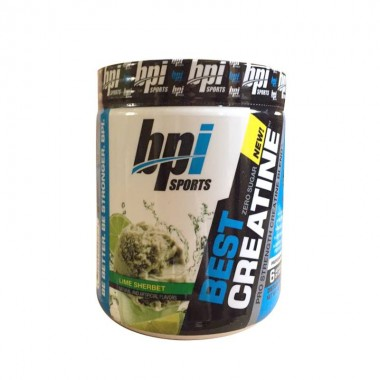 BPI Sports Creatine超效混合肌酸粉300克