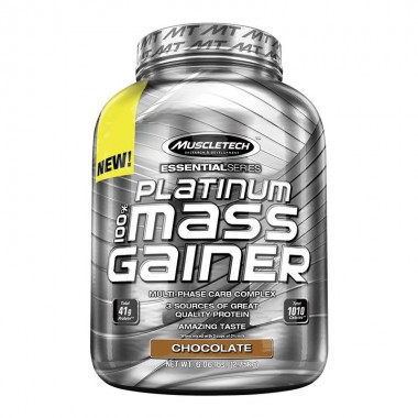 Muscletech肌肉科技白金增肌粉6磅