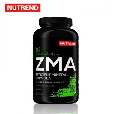 Nutrend诺特兰德ZMA促睾锌镁威力素120粒