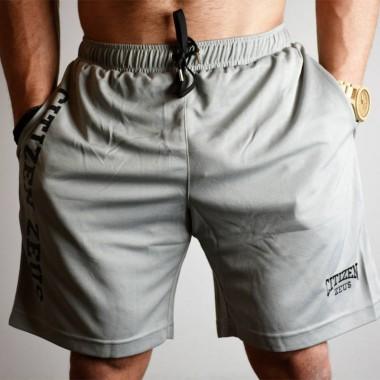 肌肉兄弟男士速干透气训练中裤