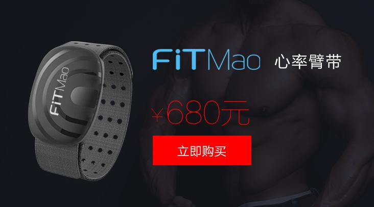 FitMao飞猫心率臂带