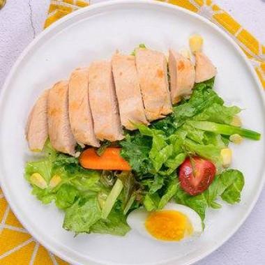 肌肉小王子鸡胸肉健身代餐即食低脂速食鸡胸肉健身餐【共12袋】