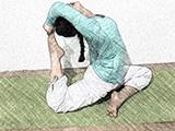 瑜伽为她抚平情伤剔除身体伤痛 看到生命曙光的她重生了