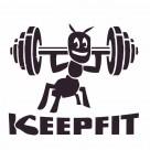keep fit健身
