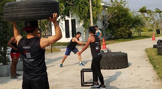 清迈30日减肥训练营-Jeff Zuo