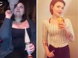 胖子瘦下来到底是变美还是变丑?看他们就知道了
