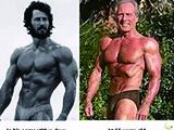 牛B老头70岁开始健身,照样练出魔鬼身材