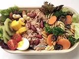 夏季健身沙拉的几种搭配,附完美沙拉公式