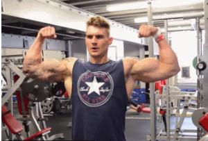 最新手臂训练计划  4个动作成就爆有型手臂