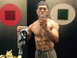 兰州最帅消防员,健身3年体脂8%,好一个肌肉男神!