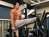 健身不长高?这个183的17岁八块腹肌小鲜肉实力打你的脸!