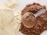 增肌训练要怎么补充营养,是不是只吃蛋白粉就够了?