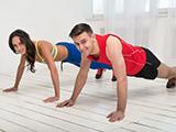 干货 不去健身房,在家怎么练——俯卧撑