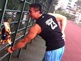 从230斤的大胖子变成现在的肌肉型男,健身是最好整形师