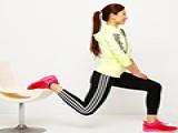 想减肥瘦身,但上班没时间?教你用一把椅子在办公室玩转健身