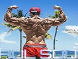 高爆感背部增肌训练:7个动作让背部宽阔雄壮力量爆棚绽放力量美