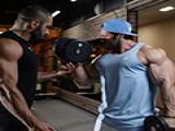 肱三头肌定向强化训练:5个动作增强手臂基础力量提升健身安全