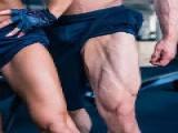 5个动作在家徒手高效练腿,让下肢更有劲儿!