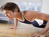 别再做老套的俯卧撑了,高强度间歇式锻炼,健身效果立马见效