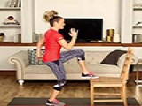 椅子健身:10个超简单甩肉动作摆脱大肚腩